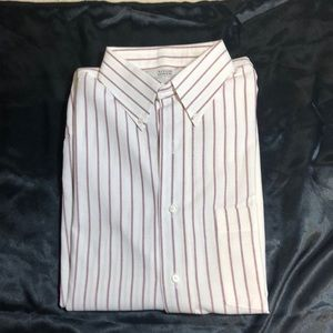NWOT- Arrow Dover Dress Shirt Long Sleeves Sz 16.